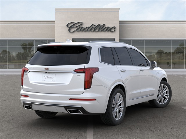 new 2020 cadillac xt6 premium luxury 4d sport utility in