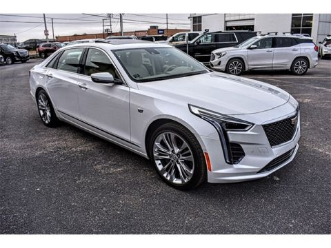 New 2020 Cadillac CT6 4.2L Twin Turbo Platinum